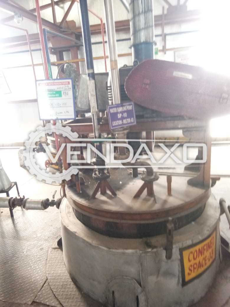 Available For Sale Chemical Machinery Plant