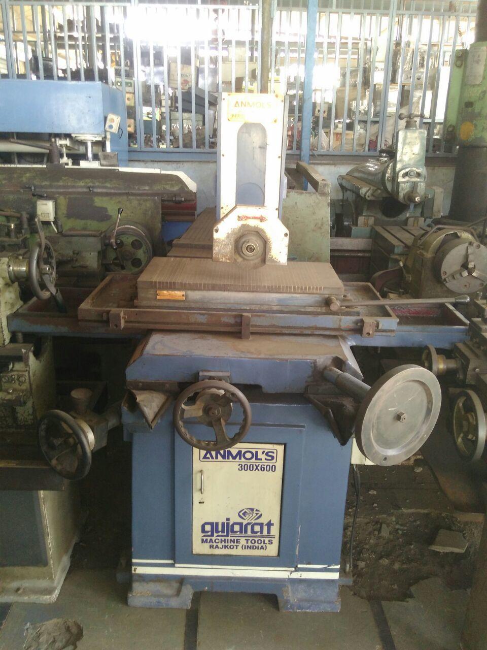6. surface grinder