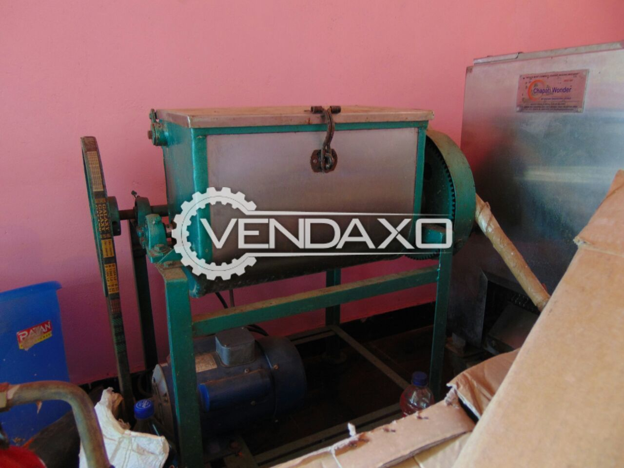 Chapati Making Machine - 700-900 chapatis/hour