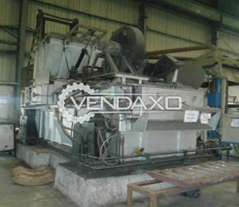 Aluminium Melting Furnace Type - PIONEER Tower melter 750/3000