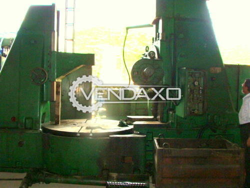 5a342 russian gear hobbing machine 2 meter
