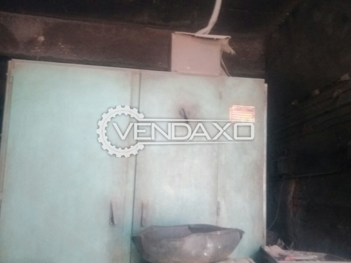 Induction Heating Plant 50 Kg 75 KW Panel
