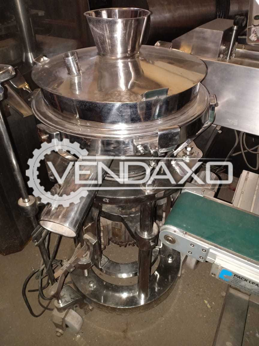 Used Sifter - GMP Model - 24 Inch