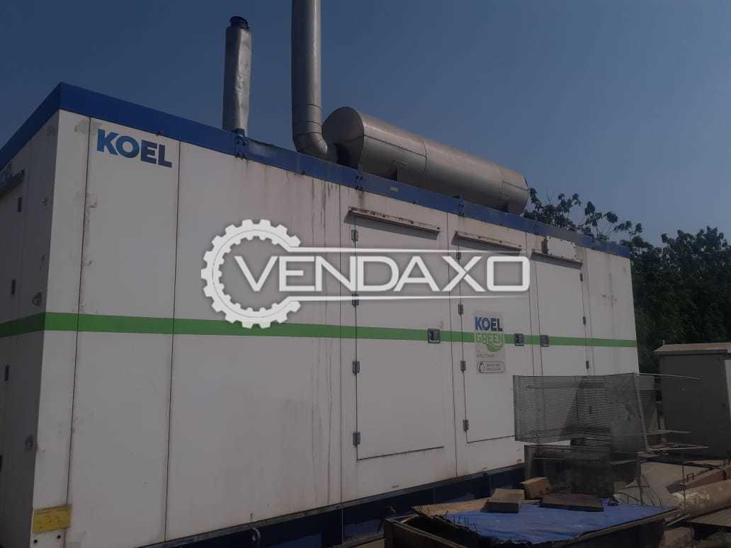 Kirloskar Diesel Generator - 750 Kva