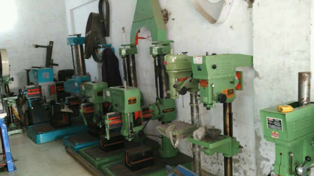 10.drilling machine