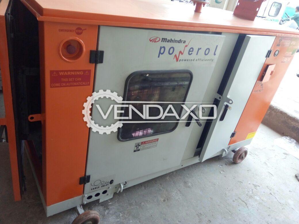 Mahindra Diesel Generator - 10 kVA