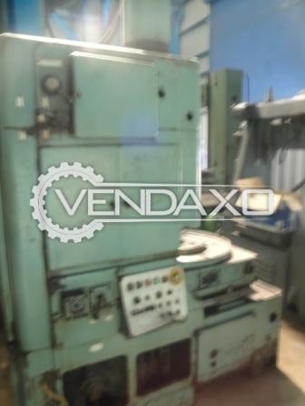 Stanko 600mm gear shaping machine 2