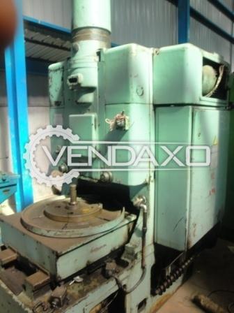 Stanko 600mm gear shaping machine 3
