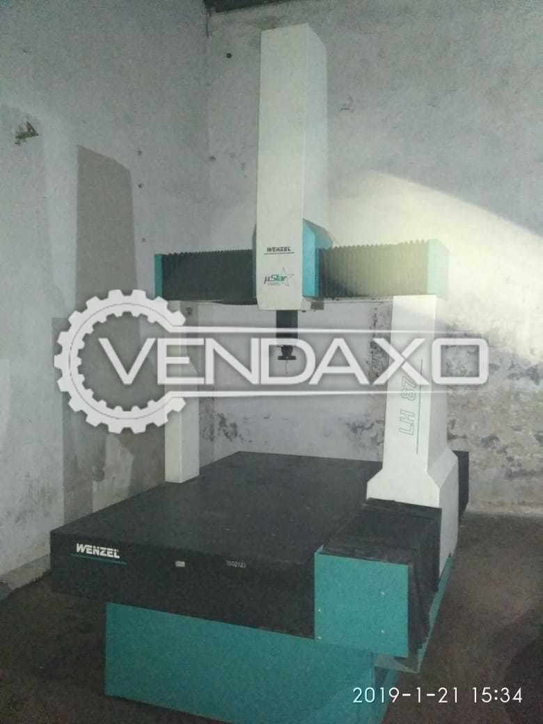 WENZEL LH-87 Coordinate Measuring Machine (CMM) Machine - 1000 x 800 x 700 mm
