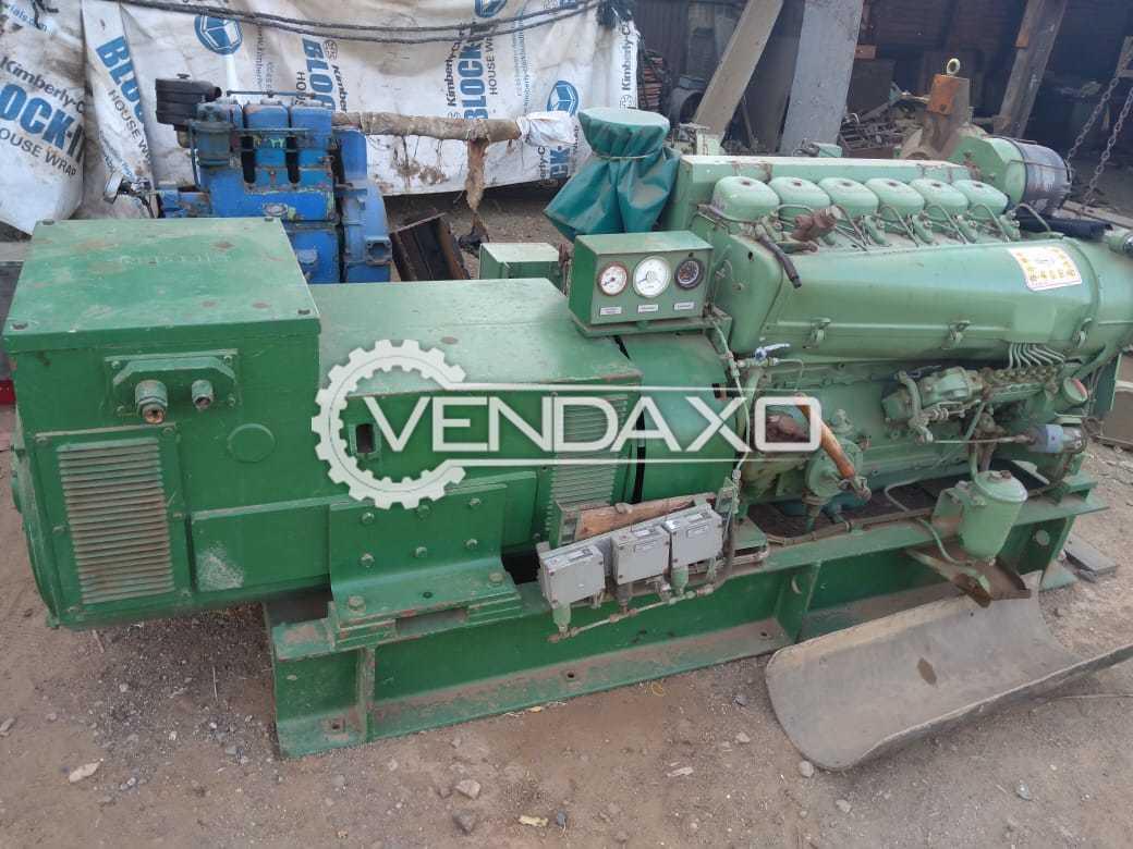 DEUTZ Marine Generator - 60 KvA