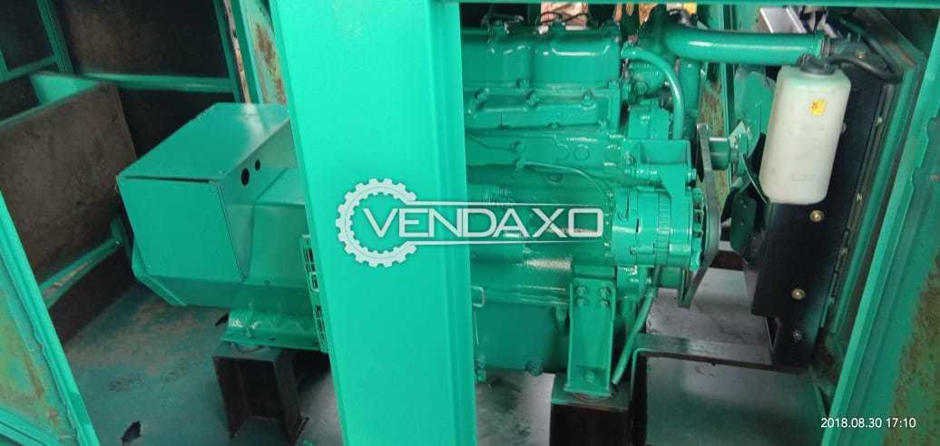 Cummins Diesel Generator - 30 KvA, 2018 Model
