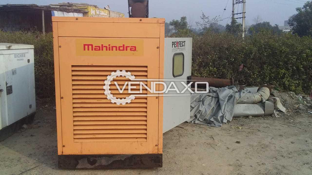 Mahindra Diesel Generator - 75 KvA
