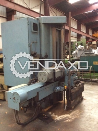 CORNAC 100mm Horizontal Boring Machine