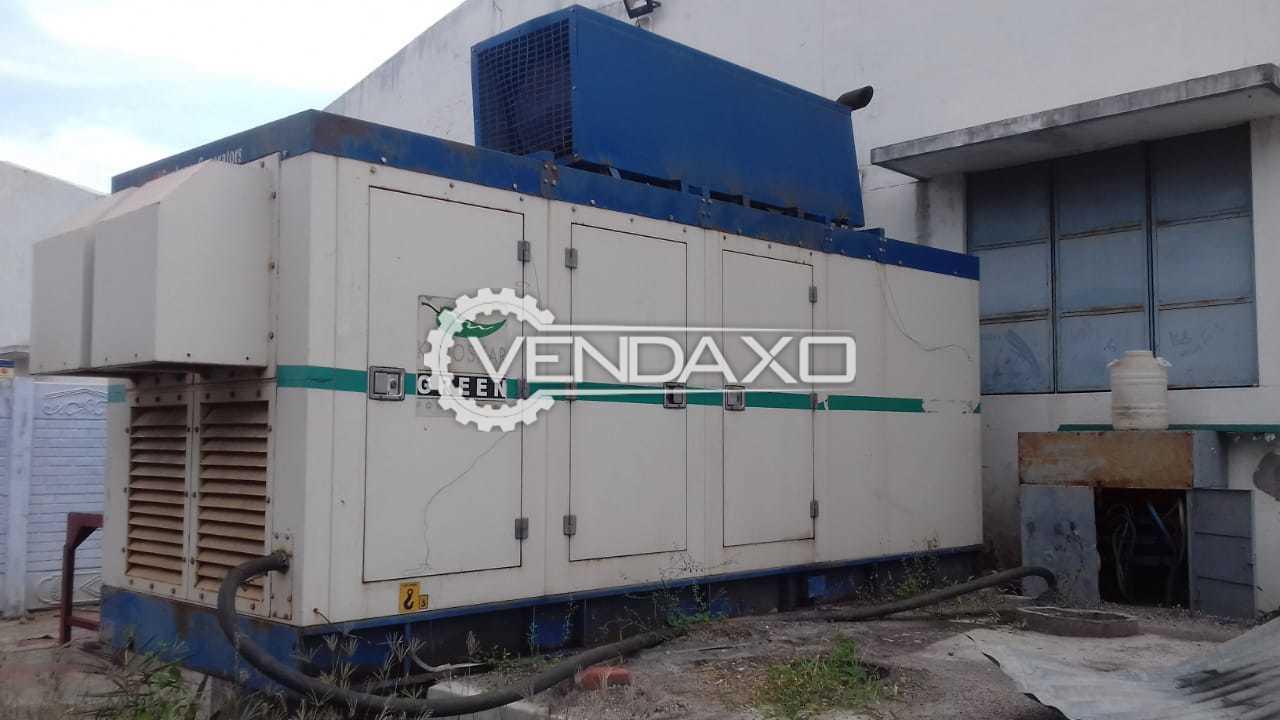 Kirloskar Diesel Generator - 200 KvA