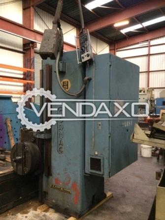Cornac 100mm horizontal boring machine 3
