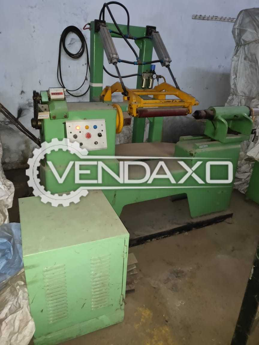 Available For Sale Electric LV & HV Winding Machine
