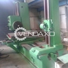 Thumb tos horizontal boring machine