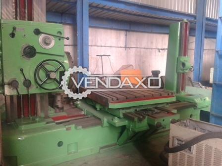 Tos horizontal boring machine 2