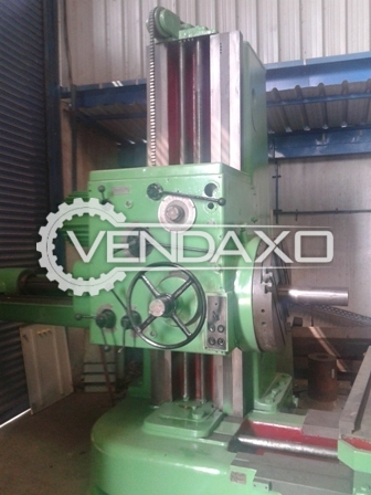 Tos horizontal boring machine 3