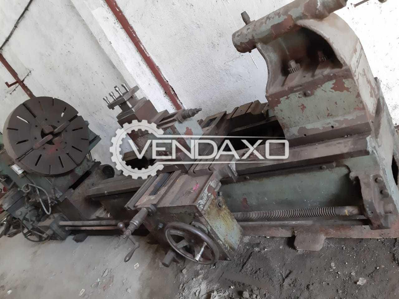 Rajindra Heavy Duty Lathe Machine - 1900-15000 mm