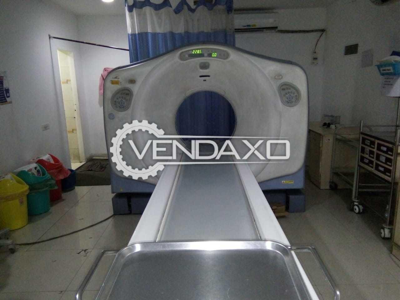 GE LightSpeed VCT 64 Slice CT Scanner