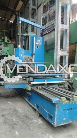 Union BFT 80/3 Horizontal Boring Machine
