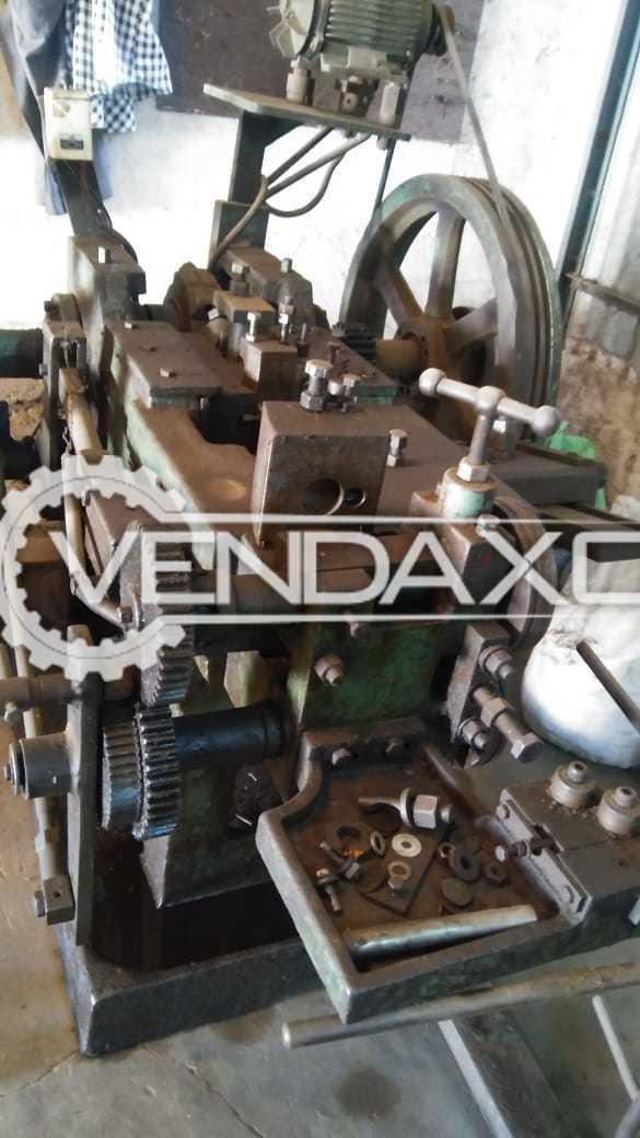For Sale Header Machine -  8 mm