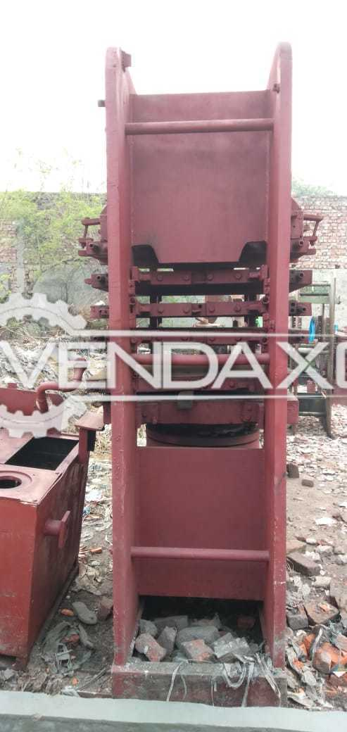 Rubber Hydraulic Press Machine - 36 X 36 Inch