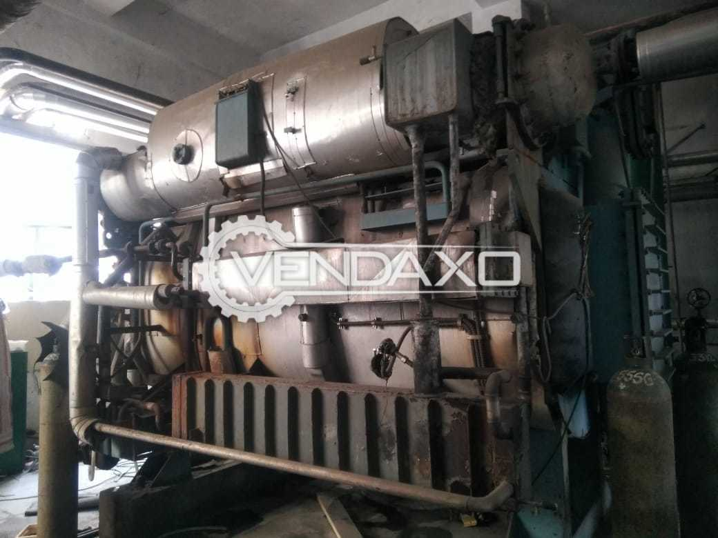 Tharmex VAM Chilling Plant - 250 TR With Blister Packing machine - 30 Cycles Per Minute