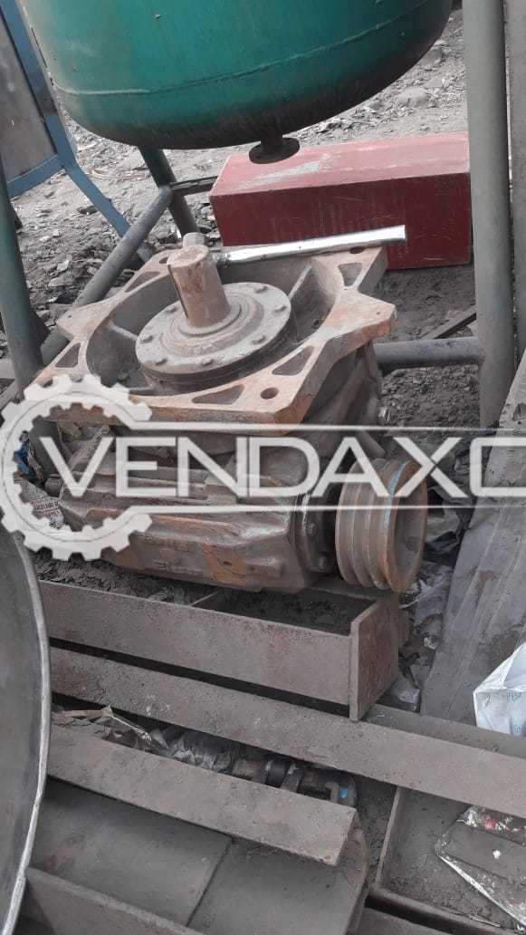 Gear Box - 8 Inch , Ratio - 15
