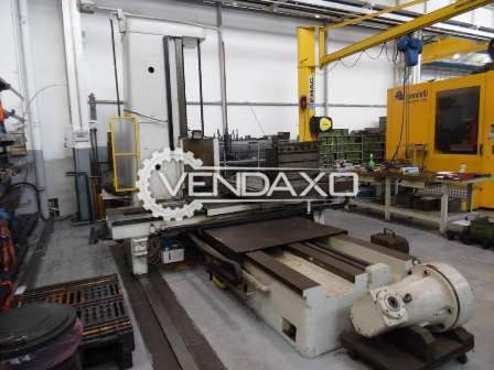 Wotan 130 Horizontal Boring Machine