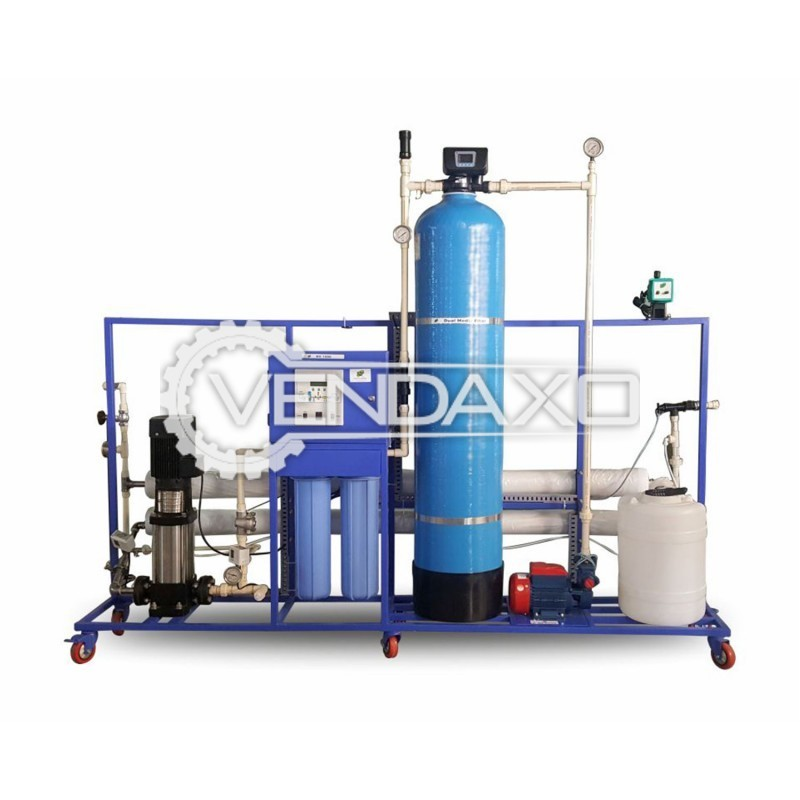 Available For Sale Water Treatment Plant, Membrane and Parts - 2019 Model