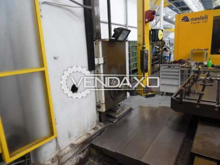 Wotan 130 horizontal boring machine 3