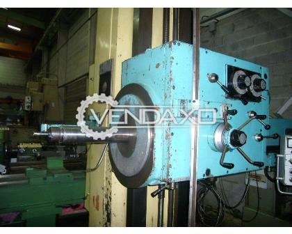 Ceruti acr 100 horizontal boring machine 4
