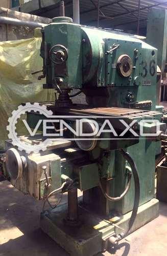 Milling machine 500x500