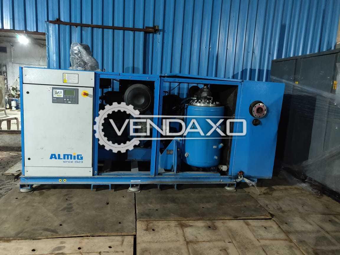 Almig Air Compressor - Pressure Bar - 10