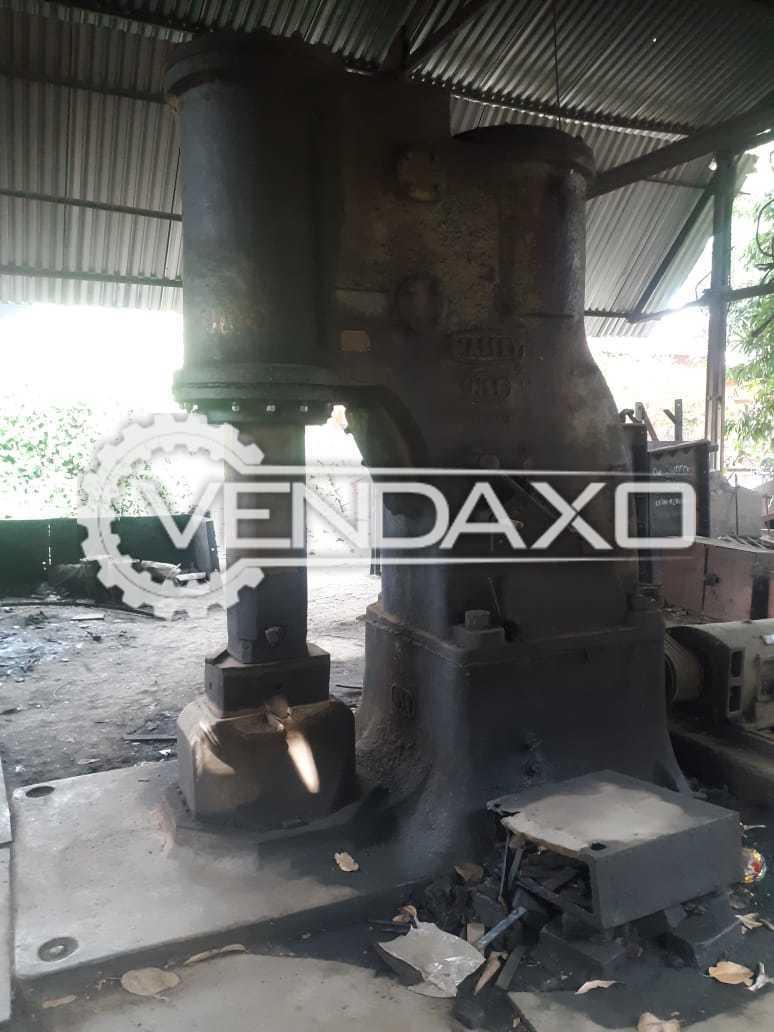 Massey Nse Forging Hammer - 500 Kg