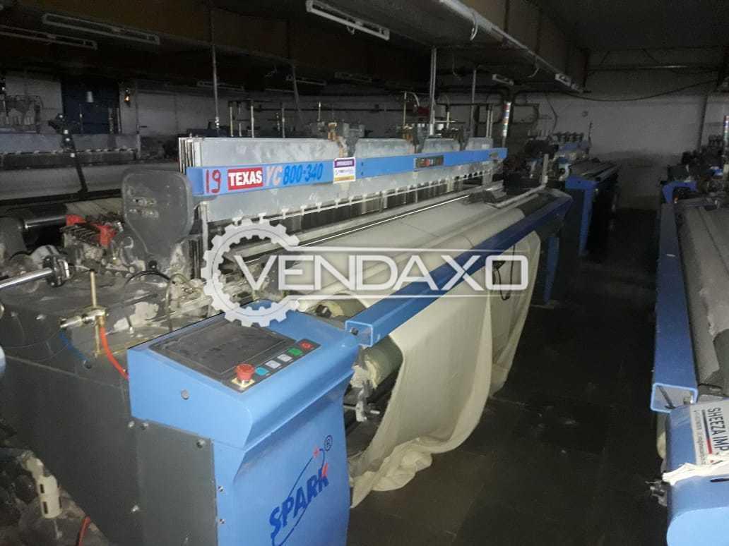 SPARK YC800-340 Air Jet Loom Machine