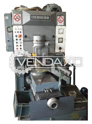 Gear shaper machine 500x500