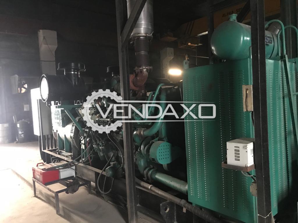 Cummins 3 Sets Of Silent Diesel Generator - 1250 kVA