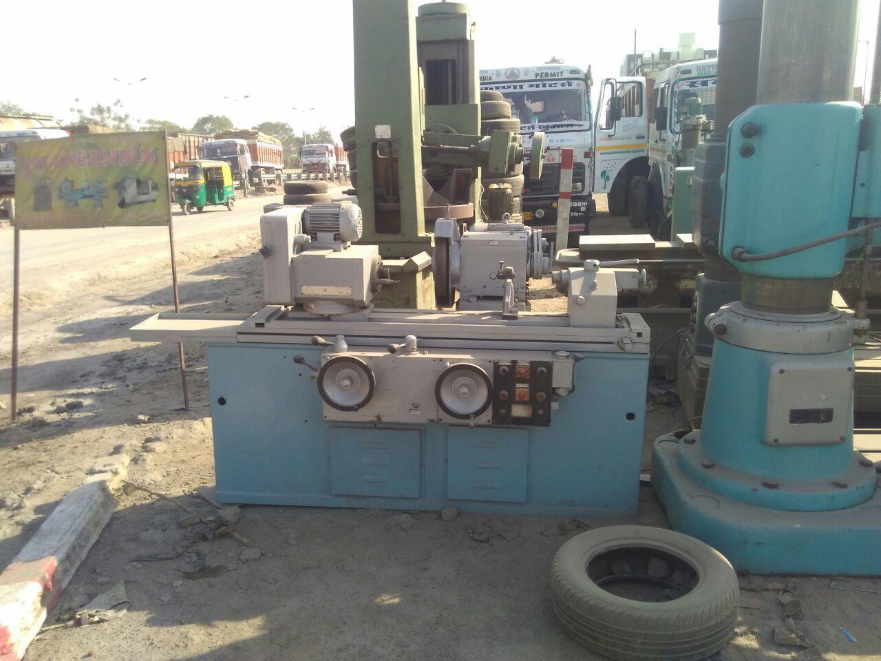 Cylendrical grinder