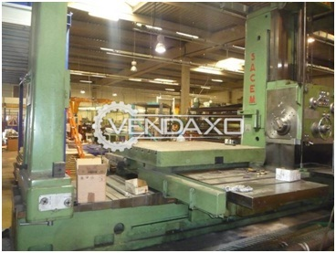 SACEM CM 6 130MM Horizontal Boring Machine