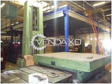Sacem cm 6 130mm horizontal boring machine 2