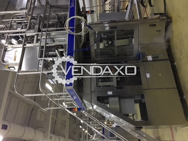 Used Tetra Pak A1 TCA65 Packaging Line for Sale at Best