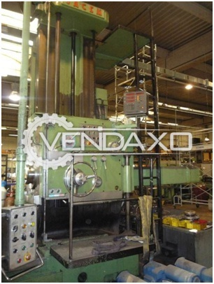 Sacem cm 6 130mm horizontal boring machine 3