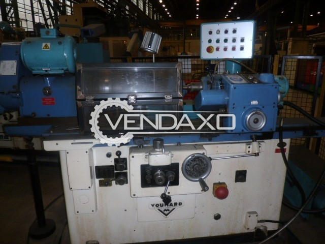 Voumard 5s internal grinding machine