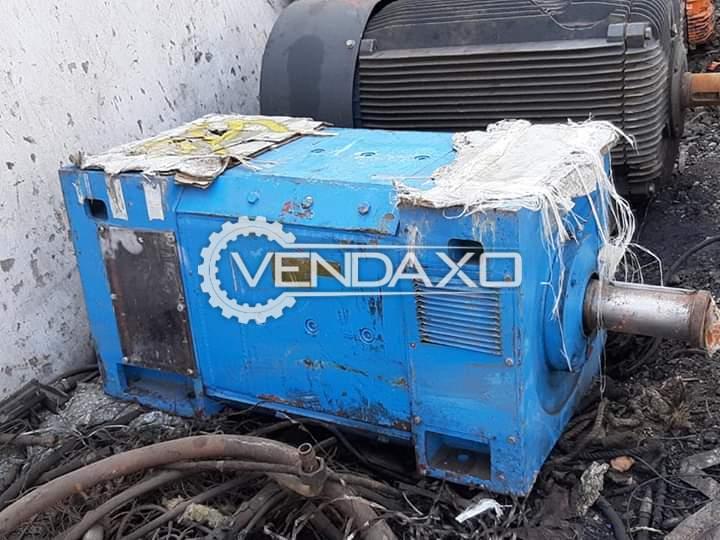 Motor -  318 kW