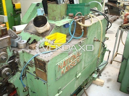 National Keyser Cutting machine - Cutting Dia - 8 MM to 10