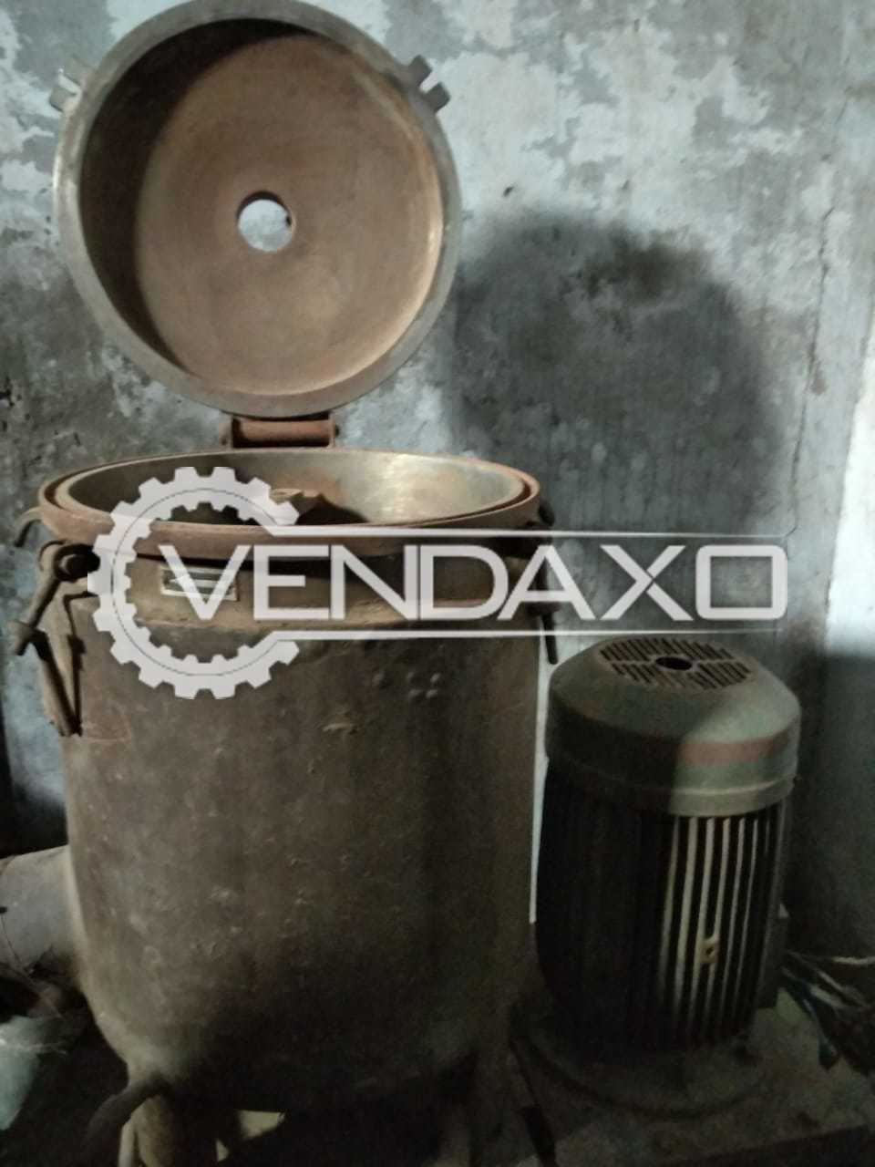 Jogindra Make High Speed PVC Mixer - 50 KG
