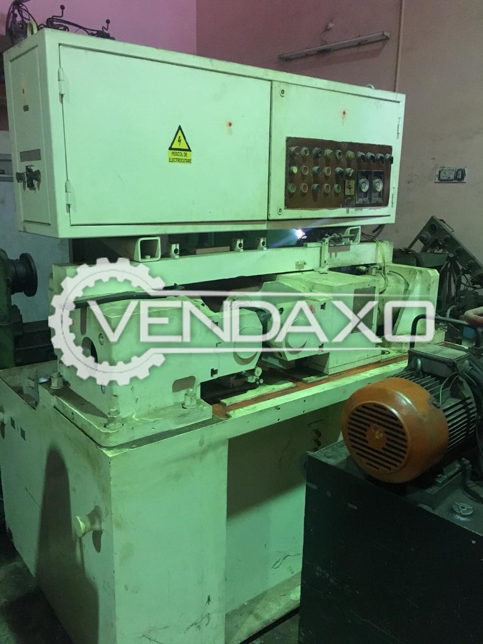 Thread Rolling Machine - 50 Ton